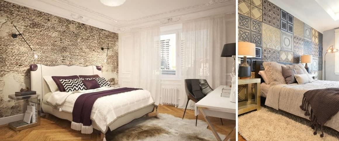 Панно из обоев на обоях — современный и креативный способ придать комнате оригинальность и неповторимость