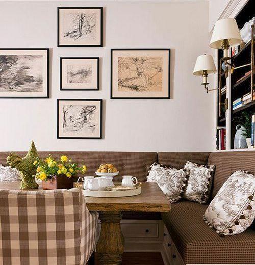Стильные элементы декора сделают кухню привлекательнее