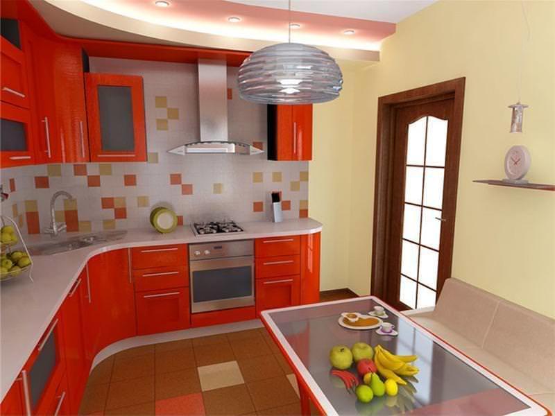 Подвесные потолки из гипсокартона - один из самых популярных и эффектных видов