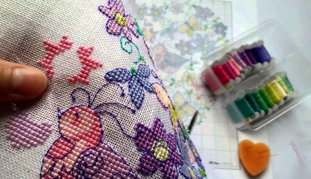 Размеченная схема поможет вам избежать ошибок при вышивании и значительно ускорит сам процесс