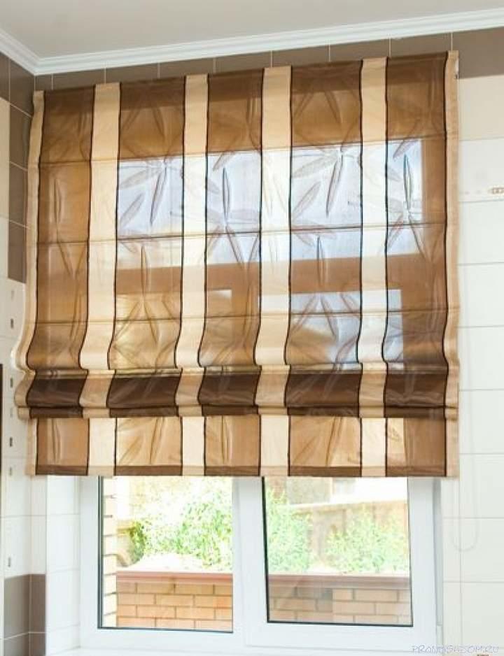 Как самой сшить римские шторы своими руками