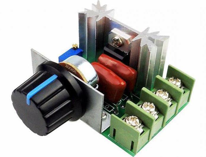 Регулятор оборотов можно использовать не только для болгарки, но и для дрели, фрезерного станка и коллекторного двигателя