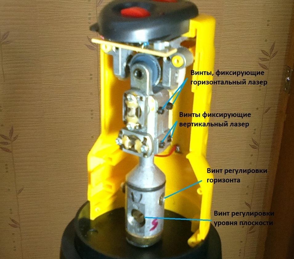 Самодельный лазерный уровень по функционалу не уступает тем, что производят на заводе