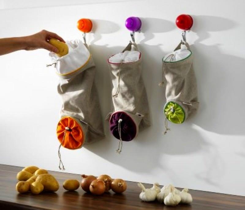 Кухонный органайзер сохранит порядок в доме