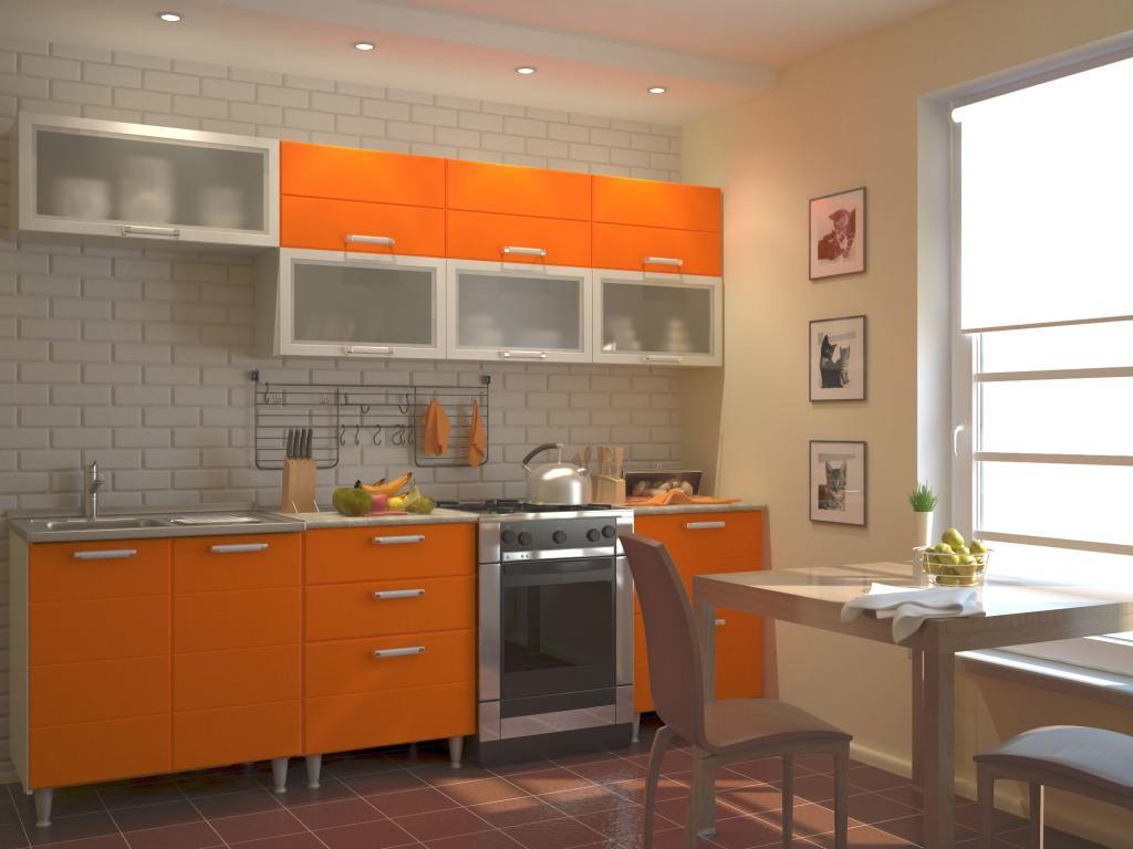 """Если хотите сделать стиль кухни наиболее """"мягким"""", стоит отдать предпочтение древесине светлых пород"""