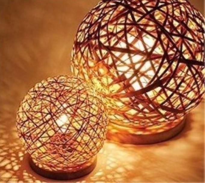 Декоративные элементы из экологичных материалов долгое время являются популярными