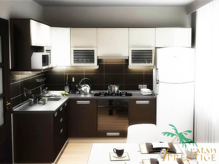 Если задумали нарисовать проект кухни самостоятельно, то помните, что отталкиваться нужно от соображения функциональности и уже потом надо думать о дизайне