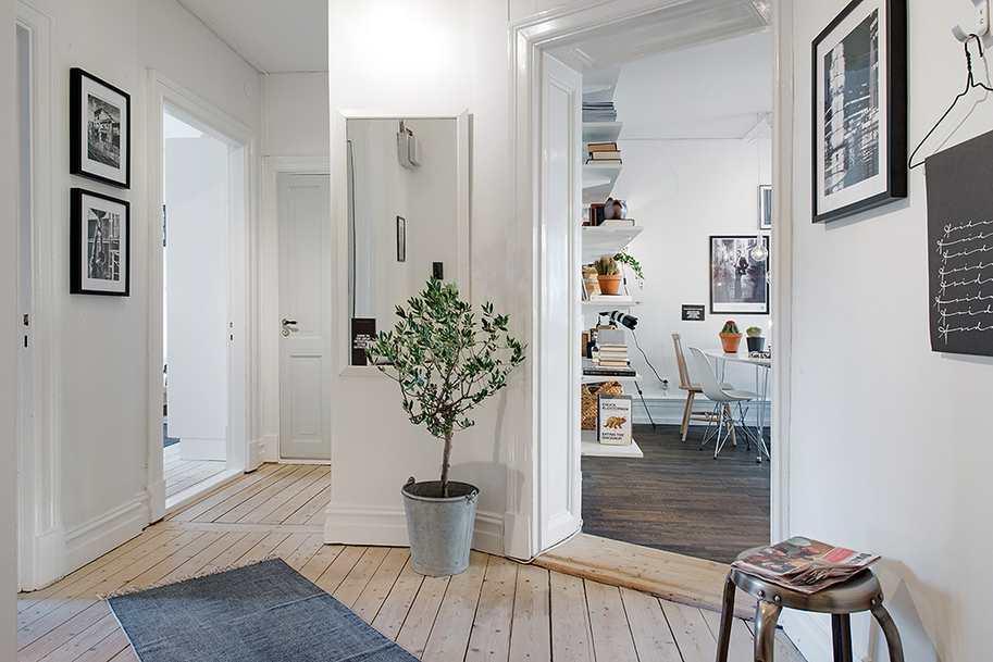 Девиз скандинавского стиля - красота в минимализме