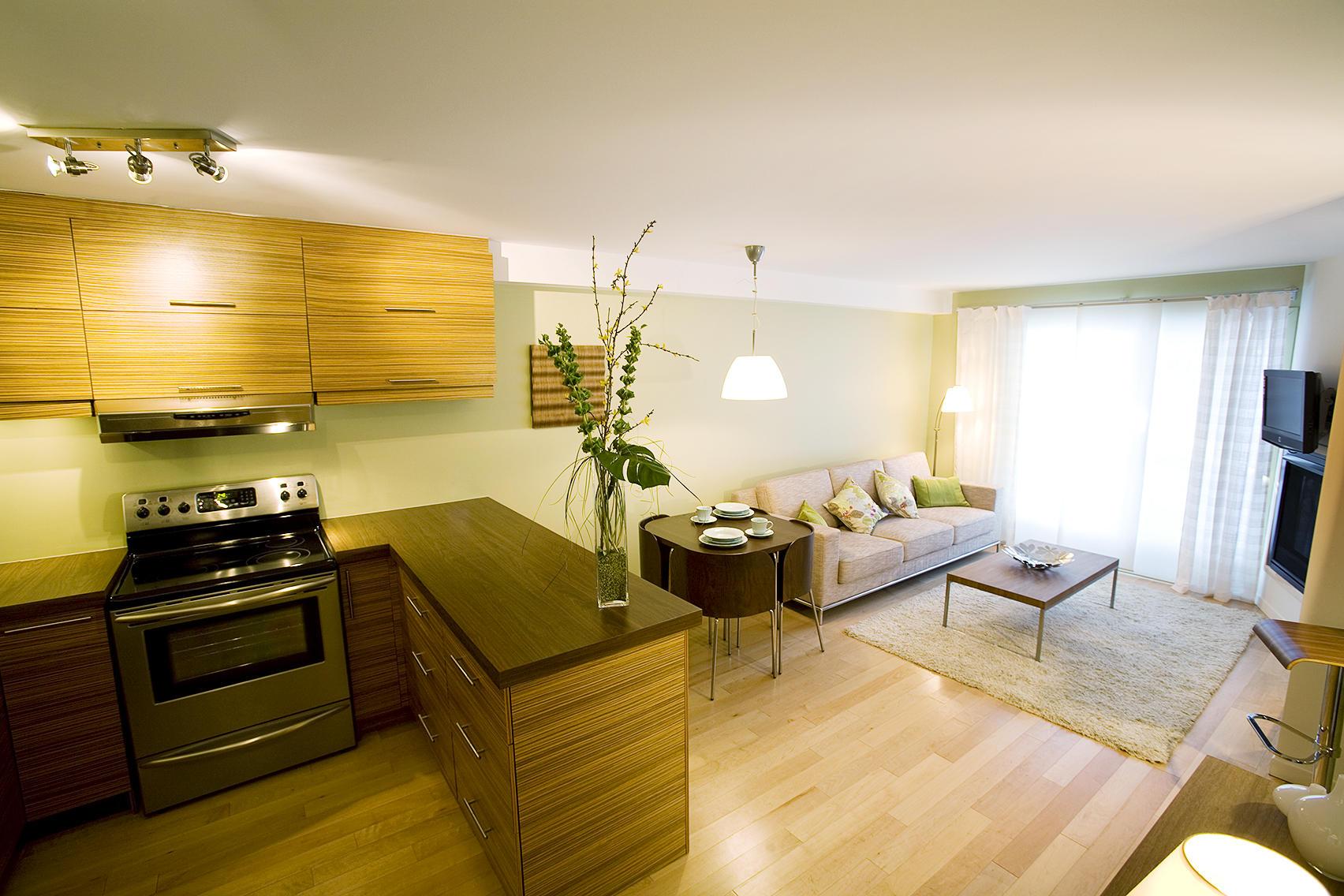 Грамотное зонирование помещения сделает его не только уютным, но и максимально практичным