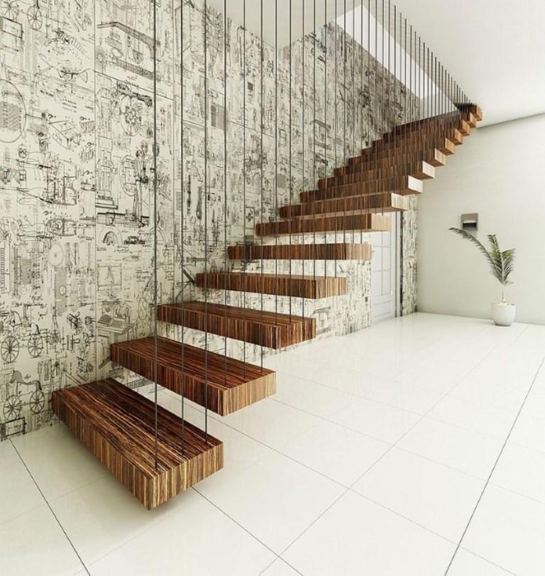 Перед обустройством лестницы можно дополнительно ознакомиться с пошаговой инструкцией