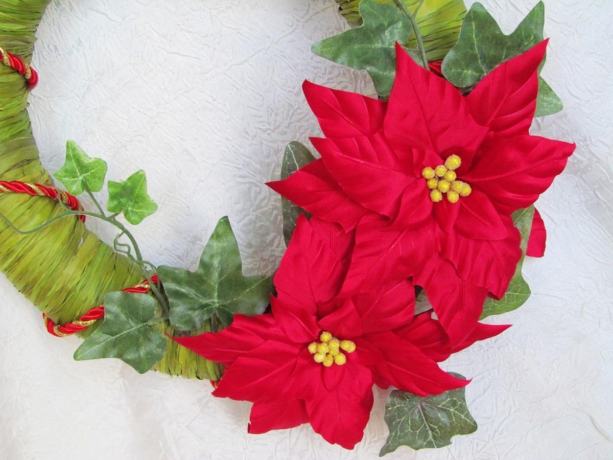 Пуансеттия из фоамирана мастер-класс: выкройка и шаблон, МК с видео, новогодний цветок, изготовление и как сделать