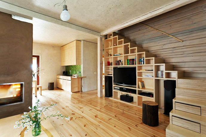 Многие считают, что пол в частном доме обязательно должен быть натуральным деревянным. Полностью с этим согласны, ведь подобный пол экологичен, приятно выглядит и делает помещение уютнее