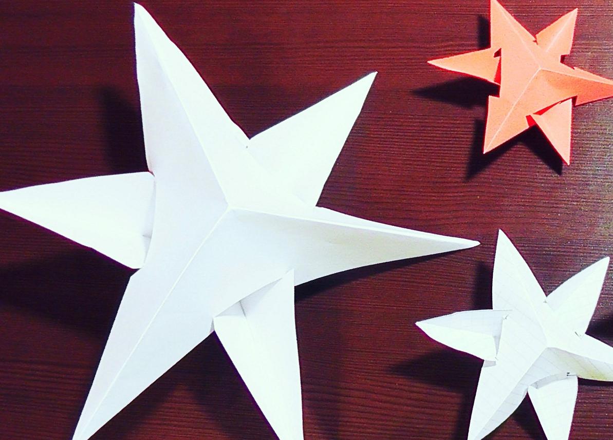 При выборе будущей композиции для создания оригами стоит выбирать поделки без сложных элементов