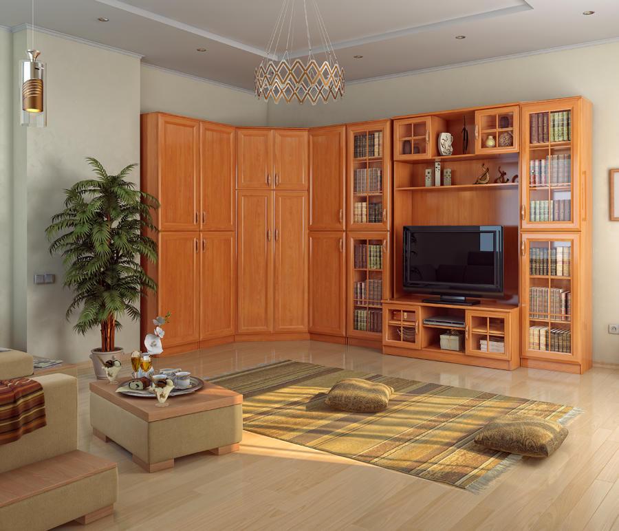 Серванты и буфеты для гостиной: для посуды угловой, фото мебели, шкаф-витрина, современные стеклянные классика