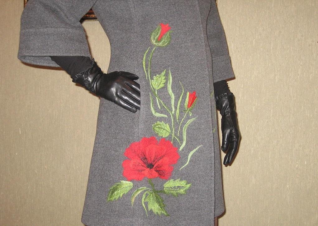 Валяние вещей из шерсти – это интереснейшее и несложное изготовление тёплых, оригинальных элементов гардероба