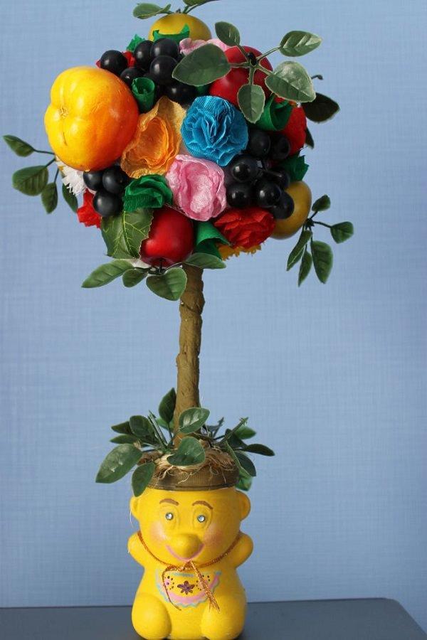 """Сочетать можно любые фрукты и детали, сделав их """"изюминкой"""""""