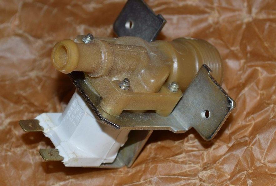 Клапан подачи воды для стиральной машины: выпускной электромагнитный, заливной и водяной, где находится