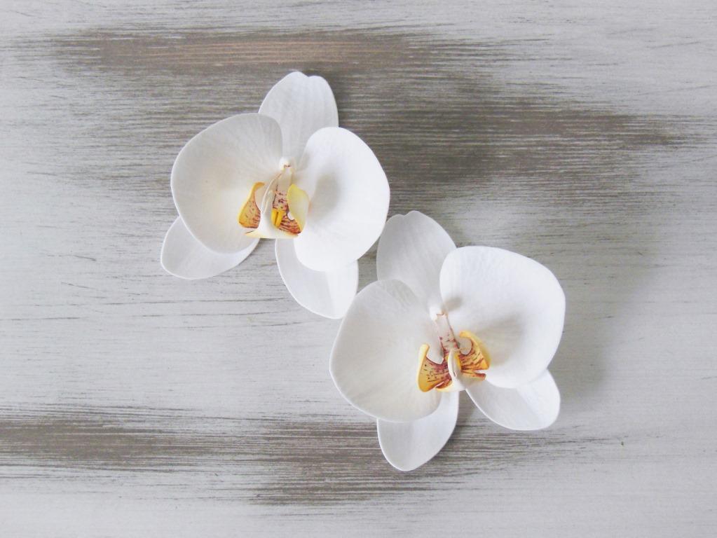 Если вы решили изготовить орхидею из фоамирана своими руками, тогда сперва следует подготовить специальные шаблоны