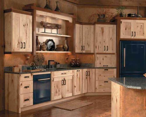 От выбора материала зависит не только качество кухни, но атмосфера
