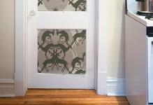 Декор дверей своими руками фото