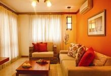 6120design-ruang-tamu-orange-minimalis