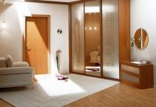 Цвет пола и дверей в интерьере