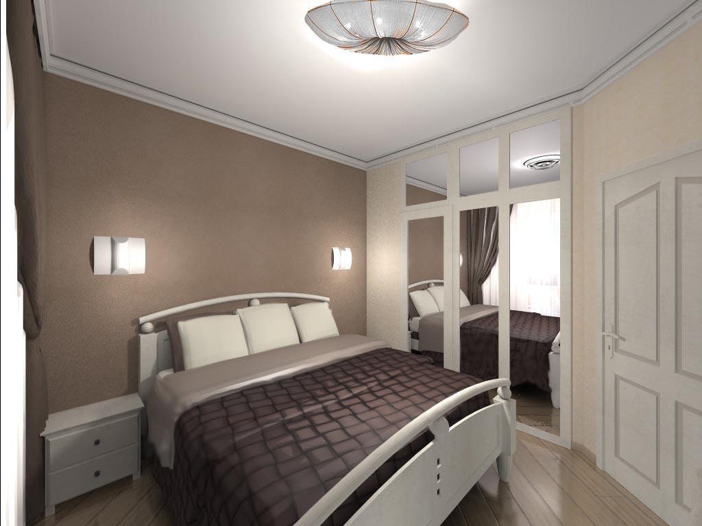 Перед тем как обустраивать спальню, следует разработать проект, где будут учтены все особенности комнаты