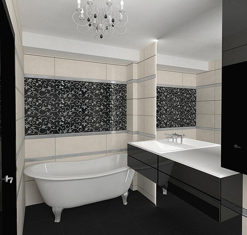 Для обустройства небольшой ванны лучше подбирать только самые необходимые сантехнические приборы без лишних декоративных элементов