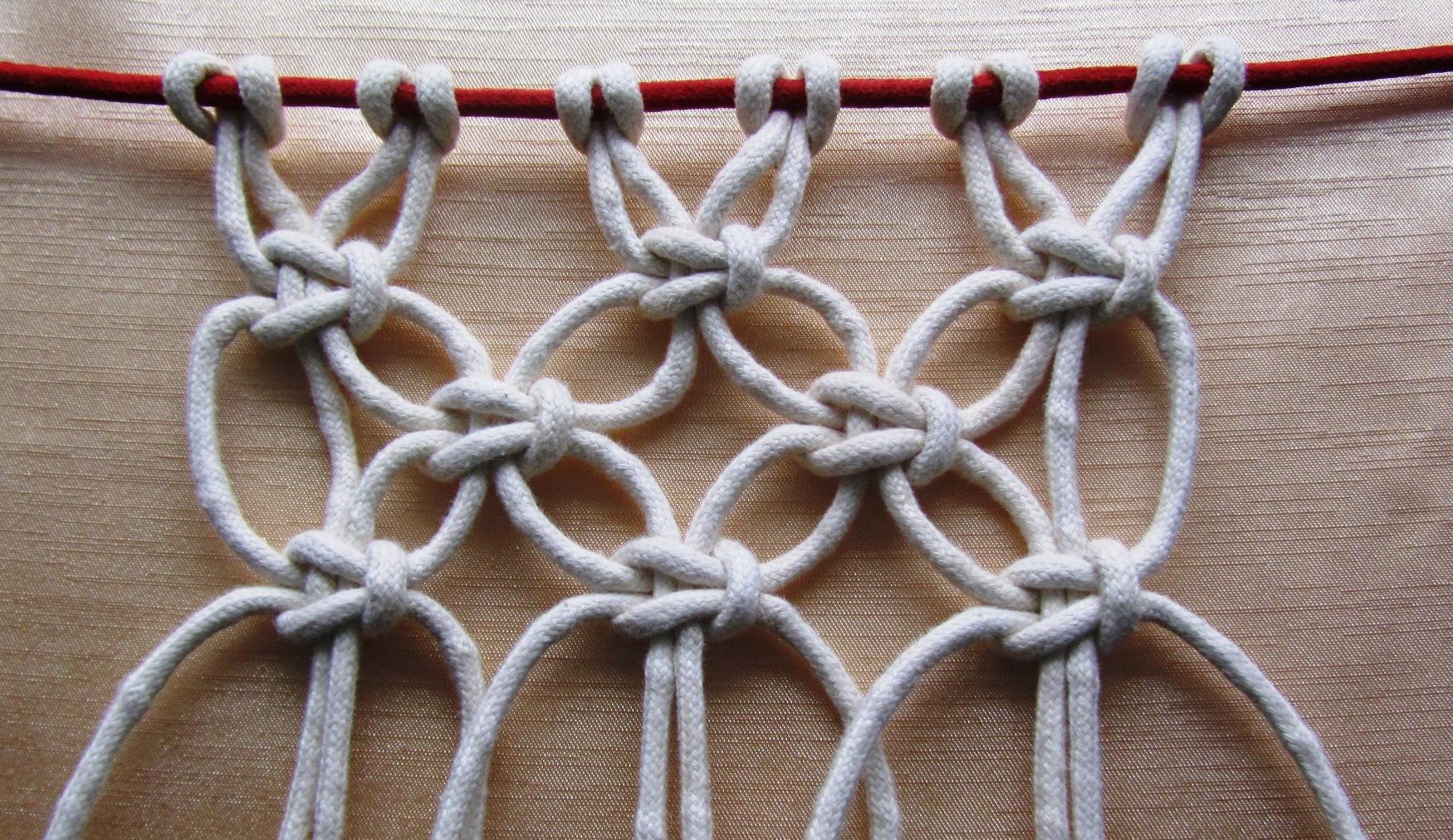 Нитки для макраме: плетение какое нужно, как рассчитать длину, для начинающих схемы, вощеная нить, вязания фото