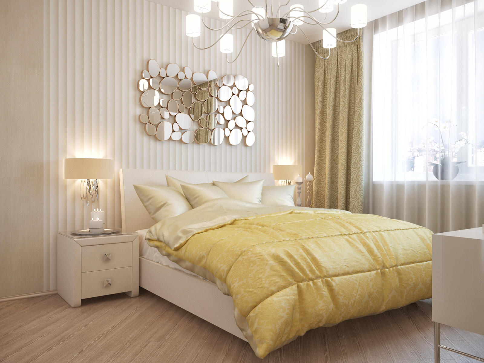 К выбору интерьера спальни нужно подойти ответственно, так она является комнатой для отдыха
