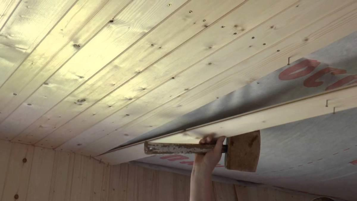 Доска на потолок в доме: как подшить правильно, необрезной фото, половую как крепить, как делать декор и расчет