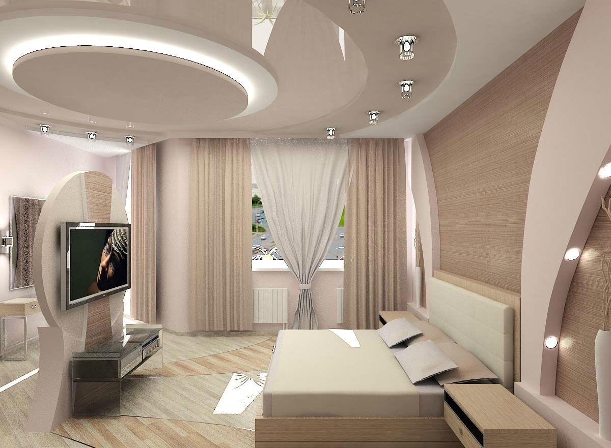 Оформить стильную и современную спальню легко, главное - правильно подобрать мебель и предметы декора