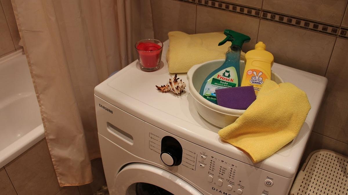 Очистка барабана в стиральной машине LG: как почистить от грязи внутри, промыть барабан, средство для Samsung
