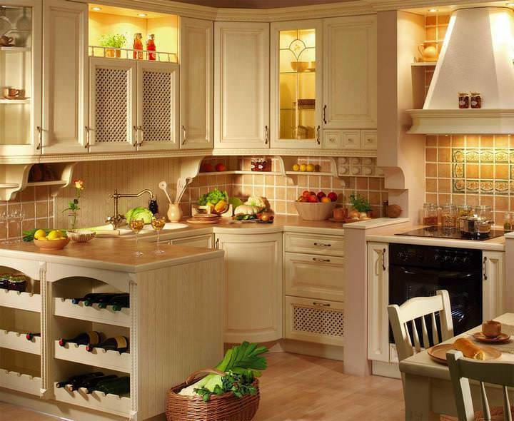 Для обеспечения уюта в кухне не обязательно делать дорогостоящий ремонт