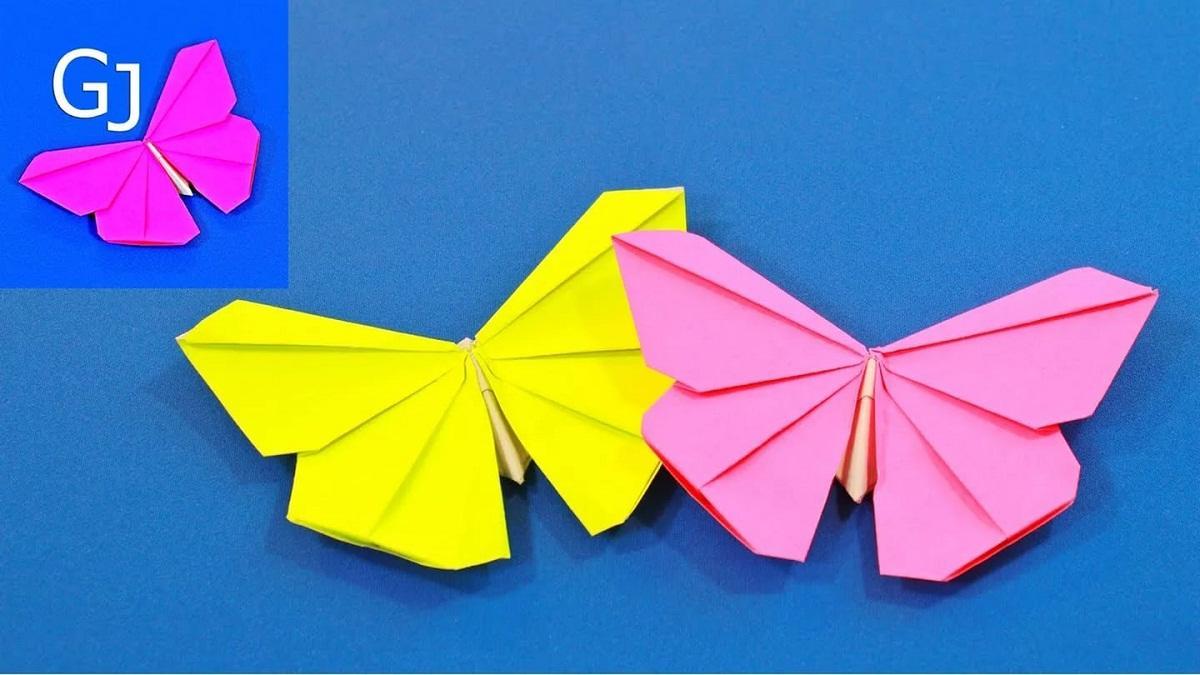 Существует широкое разнообразие поделок из бумаги, которые можно сделать без применения ножниц
