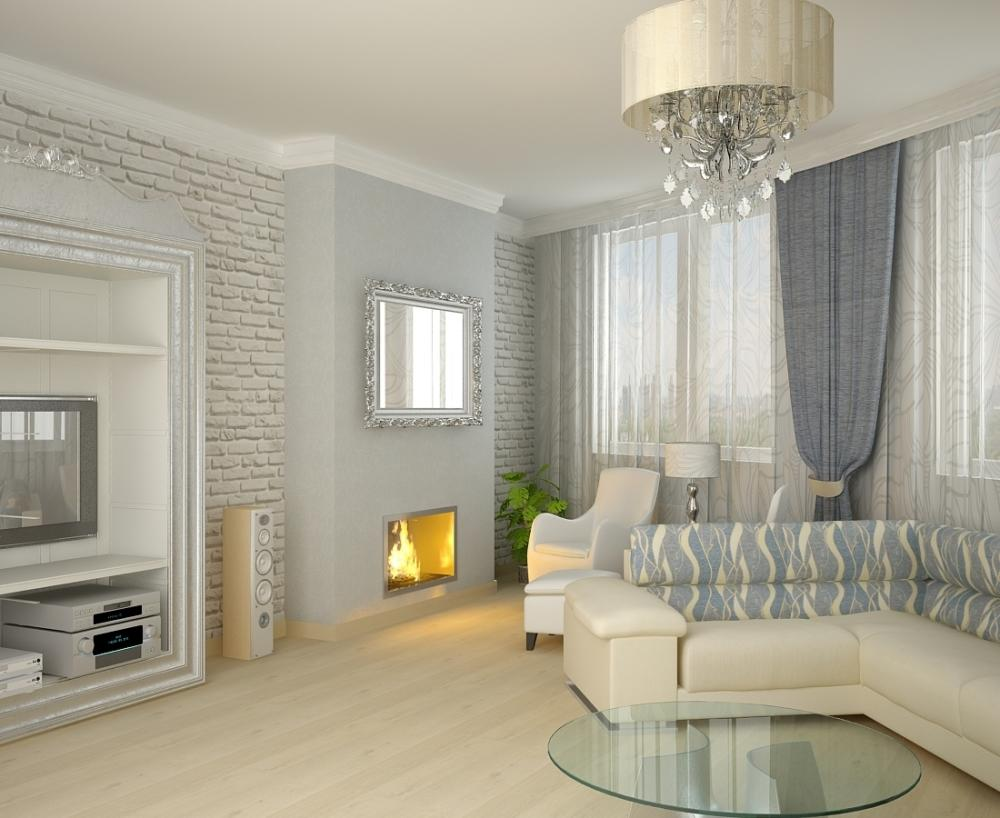 Оформление зала: дизайн своими руками в квартире, какие фото, гирлянды в осенней комнате, что нужно, обеденный