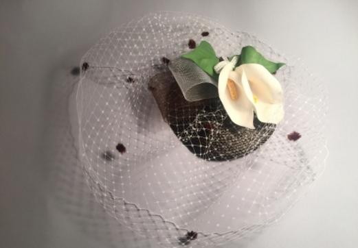 Шляпка из фоамирана: своими руками МК, мастер-класс как сделать