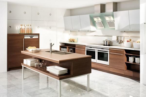 Фен шуй на кухне может быть совместим практически с любым стилем оформления, будь то модерн, ретро или прованс