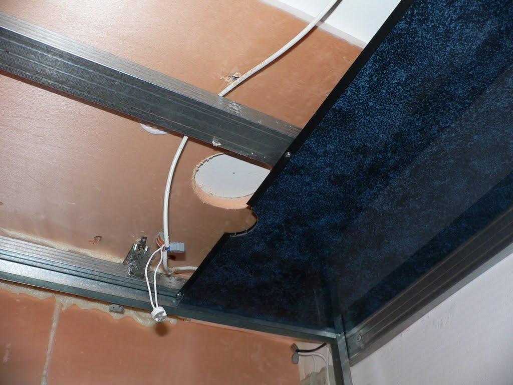 Как правильно крепить панели пвх на потолок