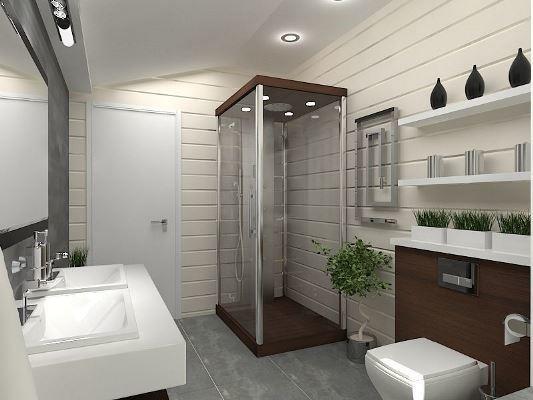Если вы решили создать уникальную и современную ванную комнату, тогда сперва следует грамотно спланировать ее проект