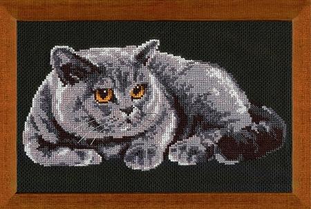 Вышивка крестом котов является отличной композицией, которая, в зависимости от сложности схемы, подойдет как новичкам, так и профессионалам