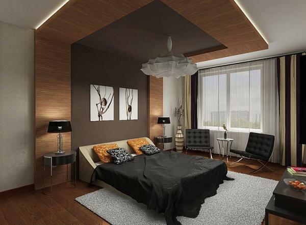 Обустраивая спальню для молодых, особое внимание необходимо обращать на кровать и другие элементы декора