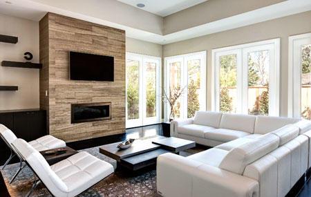 Зал в квартире является центральной комнатой, поэтому необходимо тщательно продумывать его дизайн
