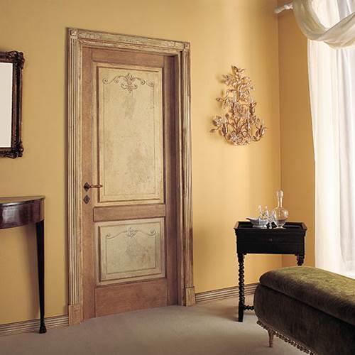Как обновить старую дверь: межкомнатные своими руками не меняя, фото и чем оклеить деревянные, обои как покрасить