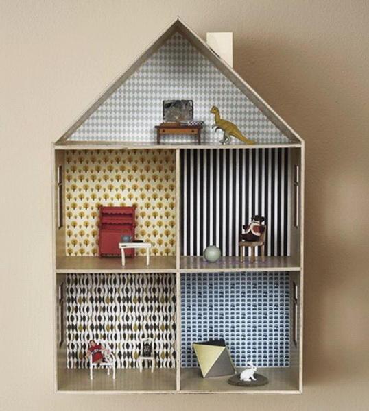 Порадовать ребенка и изготовить домик из картона вполне можно самостоятельно в домашних условиях