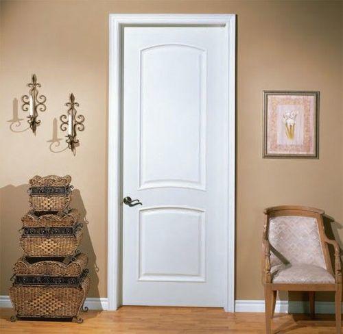 Дверь канадка: что такое мазонитовая, размеры и фото межкомнатных, как канадские покрасить