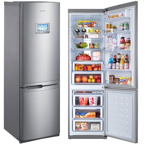 Южнокорейский бренд Samsung прославился выпуском качественных и долговечных холодильных агрегатов