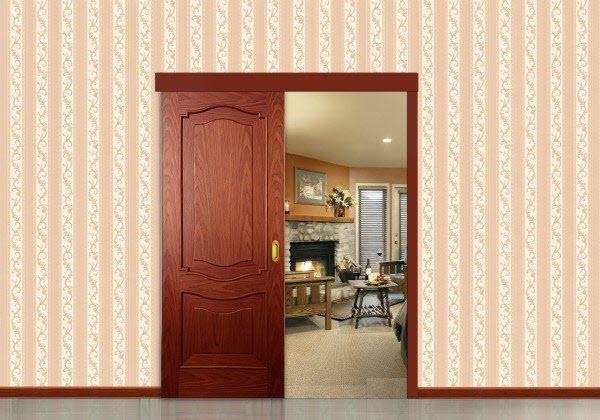 Изготовить раздвижные двери вполне можно самостоятельно, если грамотно подойди к реализации задуманной идеи