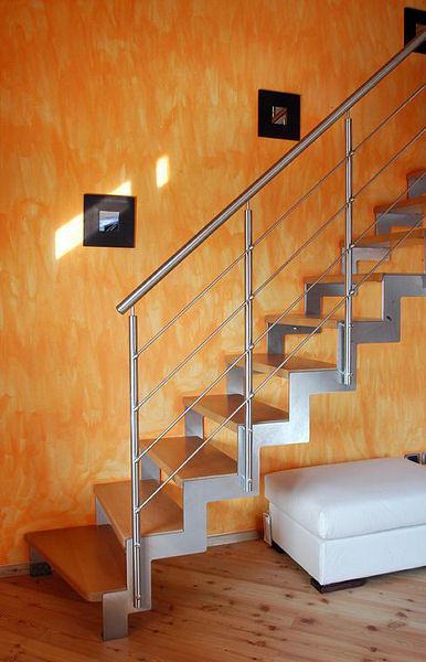 Учитывая все требования безопасности, железную лестницу можно смастерить самостоятельно