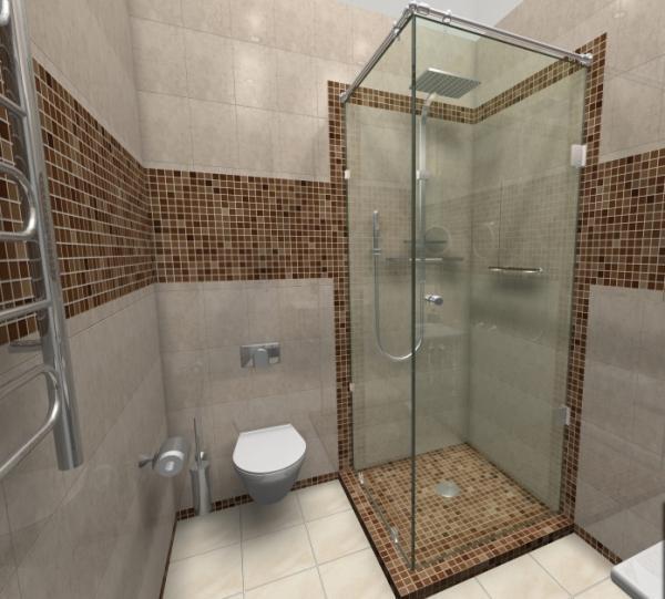 Сделать ванную комнату более практичной и функциональной можно при помощи душевой кабины